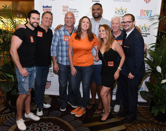 Charity Series of Poker Raises nearly $29,000 for Three Square