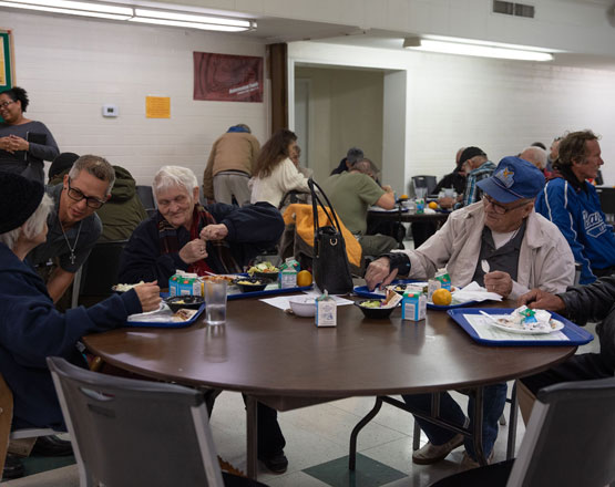 Congregate Meals for Older Adults is a Key Component to Ending Hunger
