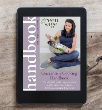 The Green Sage Quarantine Cooking Handbook
